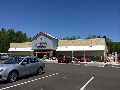 a Photograph of Guilderland Tractor Supply
